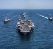 Saudi, US take part in joint naval exercise in Red Sea