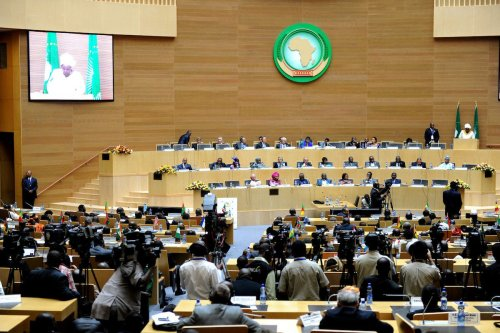 The 20th African Union Heads of State Summit - Addis Ababa, 27 January 2013 [Paul Kagame/Flickr]