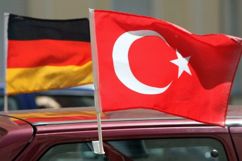 German and Turkish flags flutter in Berlin, Germany [Sean Gallup/Getty Images]