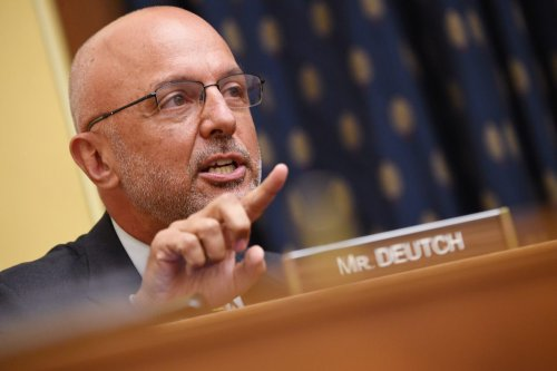 Congressman Ted Deutch, on September 16, 2020 in Washington, DC. [Kevin Dietsch-Pool/Getty Images]