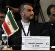 Iran, China hold talks on nuclear deal