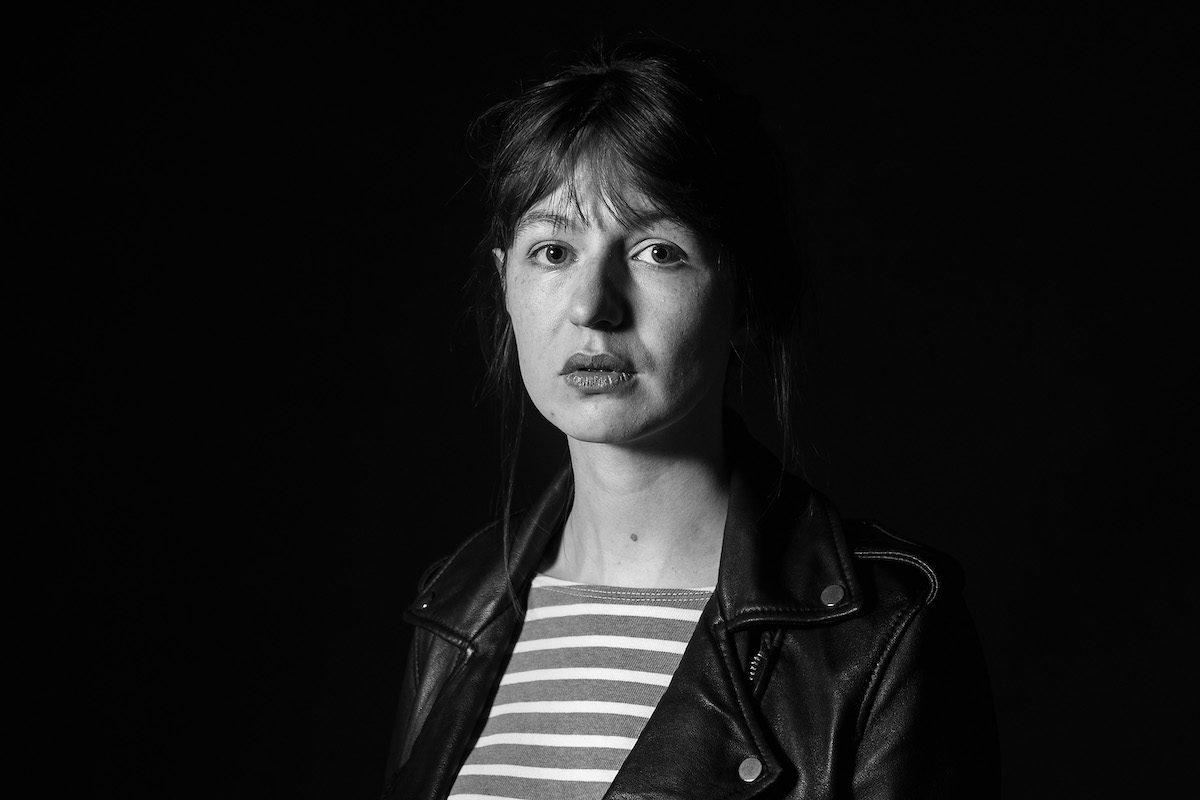 Sally Rooney attends a photocall during the Edinburgh International Book Festival on 22 August 2017 in Edinburgh, Scotland. [Simone Padovani/Awakening/Getty Images]