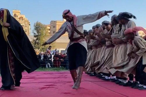 Thumbnail - Gaza marks Palestine Heritage Day
