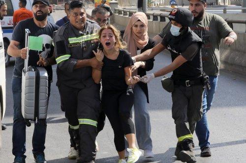Gunfights erupt During Beirut Protests
