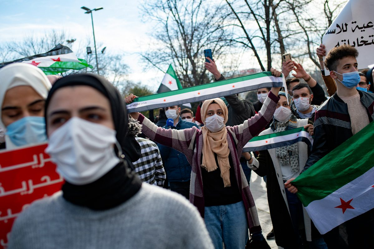 Syrian refugees flee from Denmark to Netherlands, Belgium