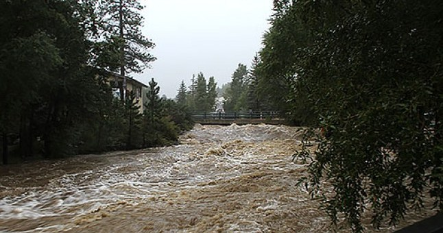 From Flood to Rescue: We're Thankful in Estes Park
