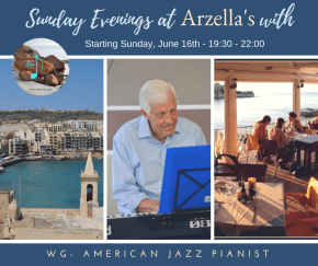 Sunday's At Arzella's for Middleseas