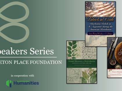 Middleton Place Foundation Speakers Series