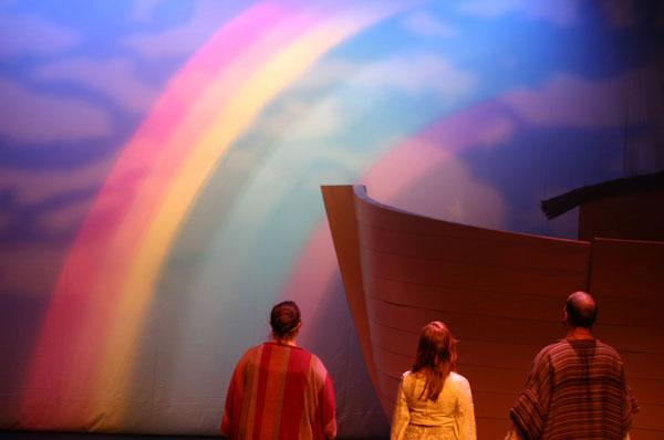 Image result for rainbow noah photo