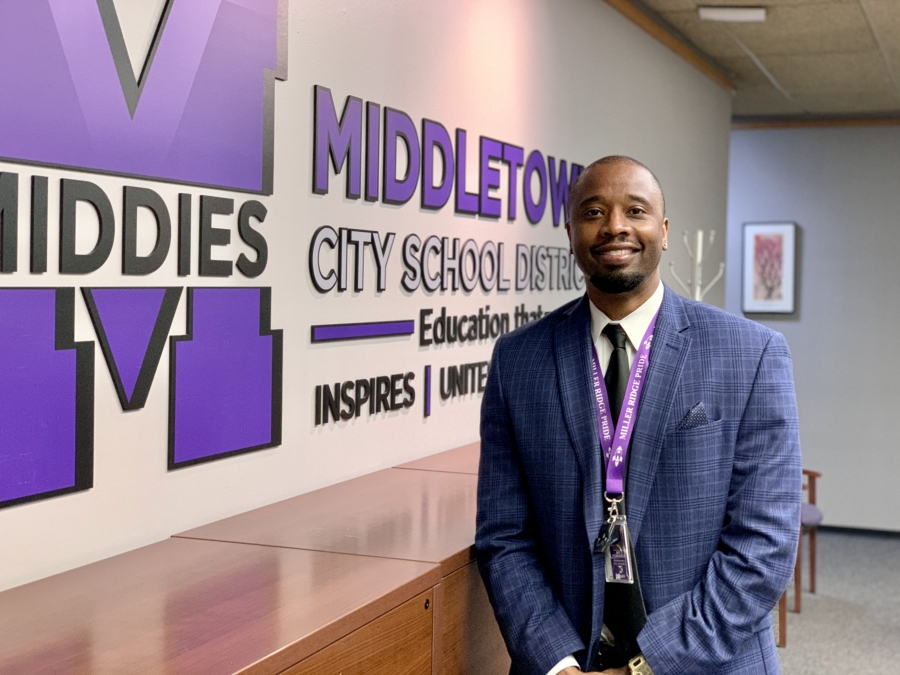 Middletown City Schools Announces Assistant Director of Human Resources