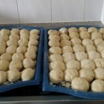 pizza doughballs