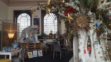 Art Bank Cafe, Shepton Mallet