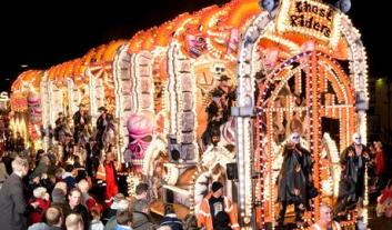 Guy Fawkes Carnival