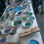 pottery glastonbury frost fayre