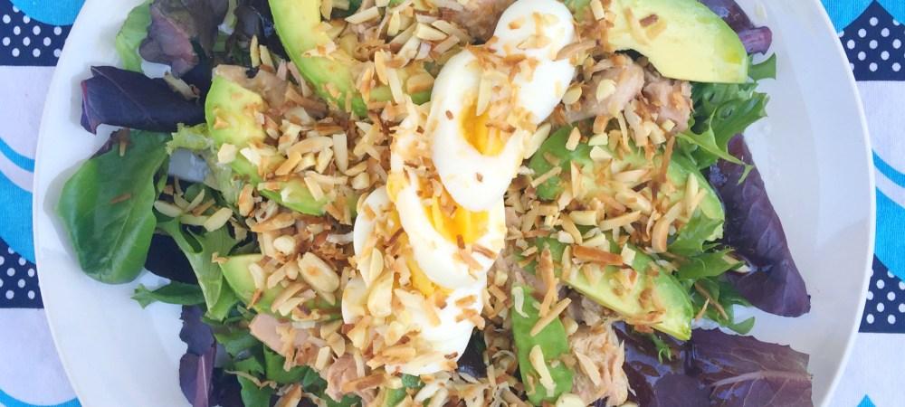 Protein Tuna Salad