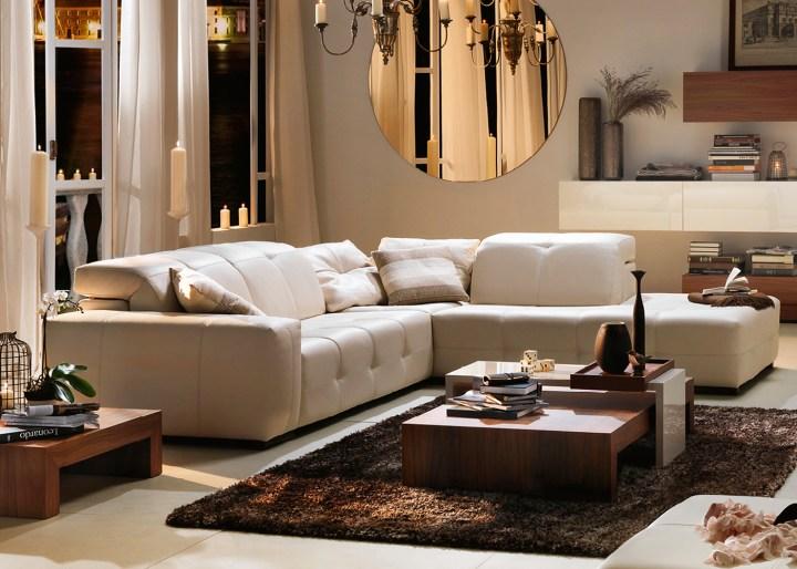 Natuzzi Surround Sofa