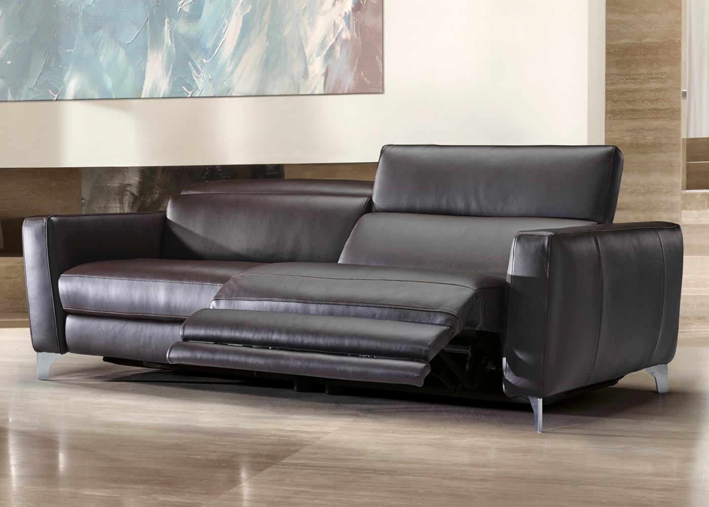 Natuzzi Volo Sofa Midfurn Furniture Superstore