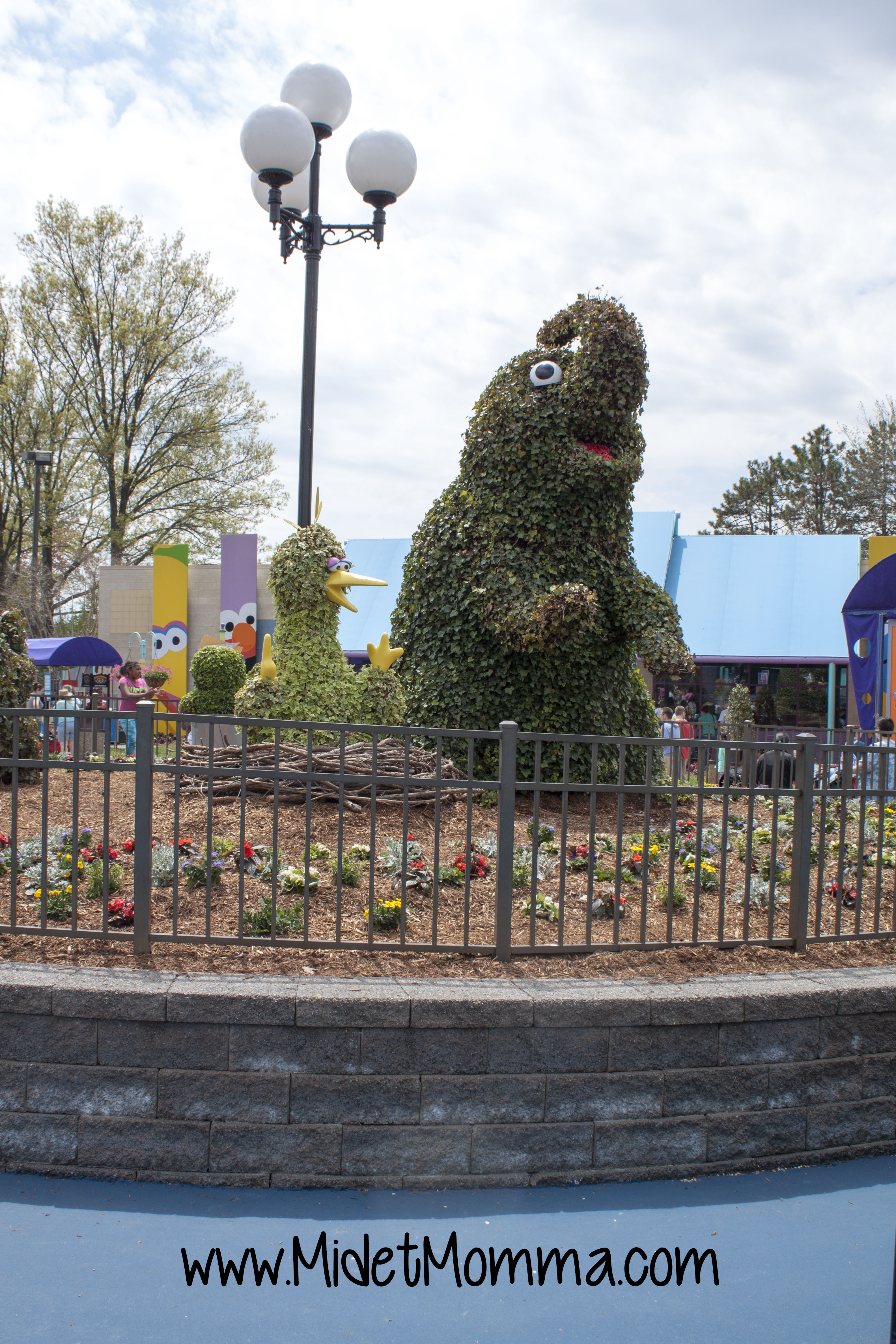 Our Trip To Sesame Place For Opening Day MidgetMomma