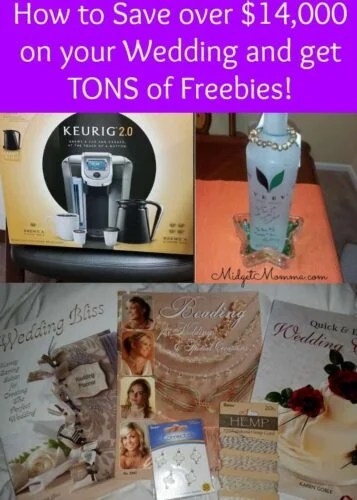 Freebies for Brides