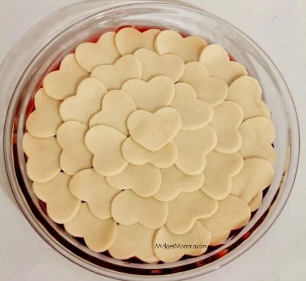 2 Ingredient easy Cherry Pie