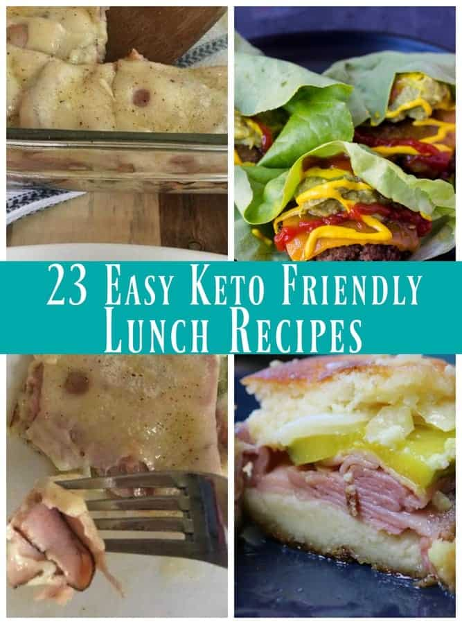 23 Easy Keto Lunch Ideas MidgetMomma
