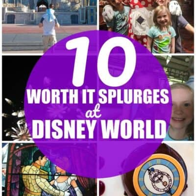 Things to Do at Disney World