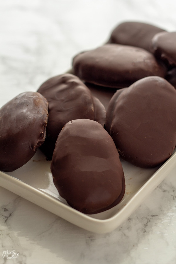 Sugar Free Chocolate peanut butter eggs
