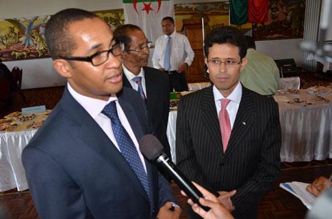 Chargé d'Affaires d'Algérie : Pour un deuxième tour dans les meilleures conditions
