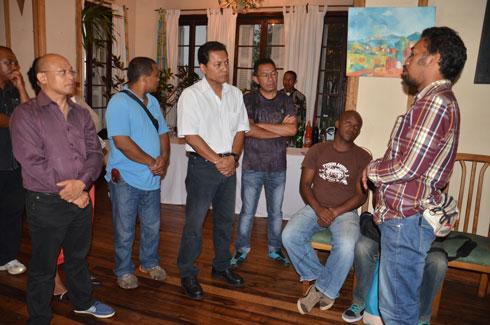 Dadou : A l'écoute de la population du IIIe arrondissement