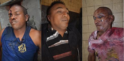 """Antanimora : Mpanao """"kidnapping"""" telolahy maty voatifitry ny zandary"""