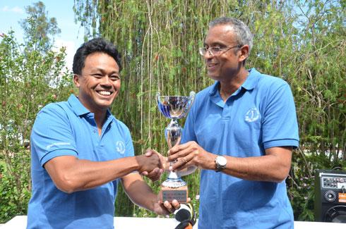 Golf – Ringer Score BNI : Ratsimbazafy, Marchand et Ratrimoson récompensés