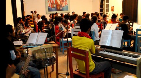 Laka Ensemble : Deux concerts de Noël… gratuits !