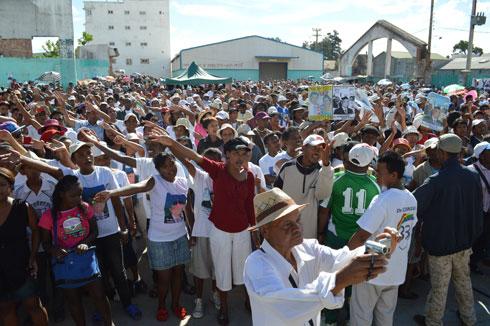 « Krisimasim-pandresena » au Magro : Ravalomanana confirme la victoire de Robinson