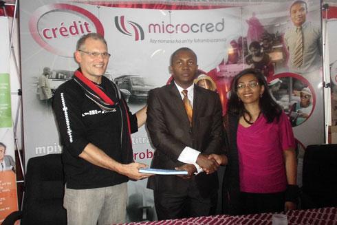Partenariat : Microcred appuie l'association La Maison d'Aina