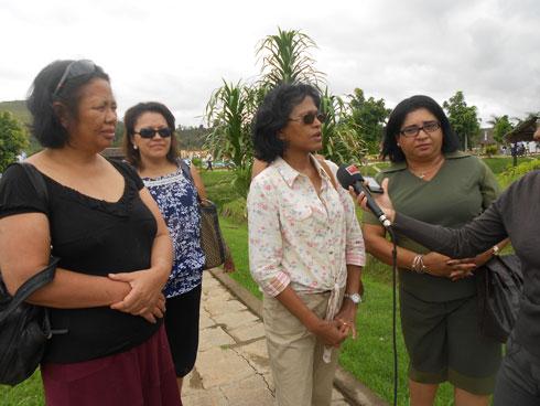 Grande famille de l'OMNIS : Fête de Noël et de fin d'année au Batou Beach Ambohimanambola