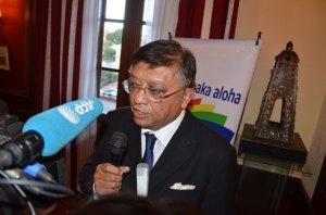 Le candidat n°33 appelle les Malgaches à voter massivement et à voter utile.