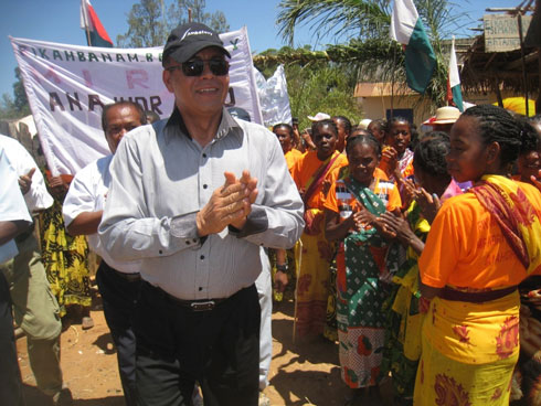 Nouvel archevêque pour Antsiranana : Botozaza à l'intronisation du Mgr Benjamin Ramaroson
