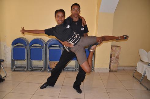 Danse sportive : Place au deuxième grand prix de Madagascar, au palais des sports