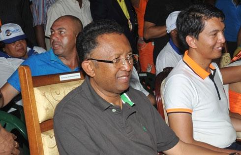Hery Rajaonarimampianina – Andry Rajoelina : Deux Présidents jusqu'au 25 janvier !