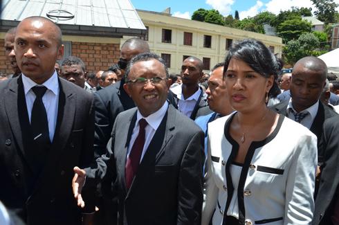 Hery et Voahangy Rajaonarimampianina : Le nouveau couple présidentiel