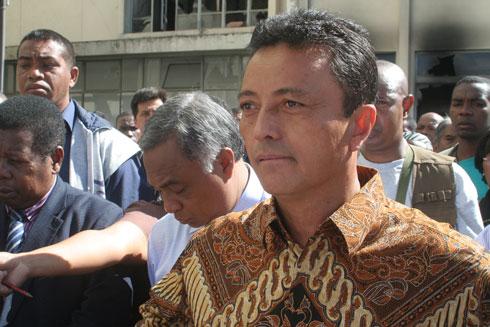 Après la victoire de Rajaonarimampianina : Marc Ravalomanana adoucit sa position