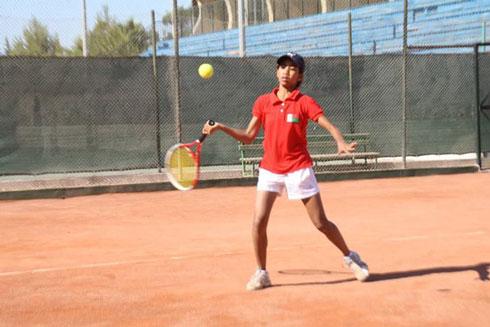 Tennis – Championnat d'Afrique Australe : Départ différé pour Sariaka et Vahia