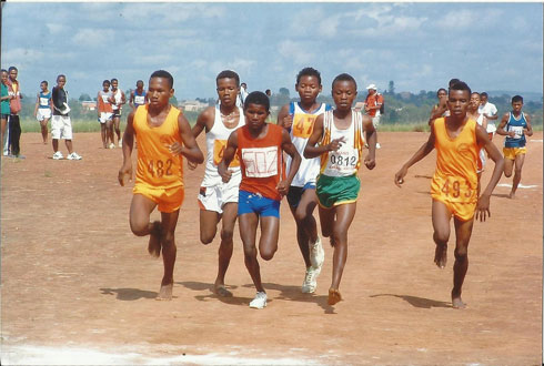 Cross-country – Sakaraha : Fanjalina et Donné sacrés