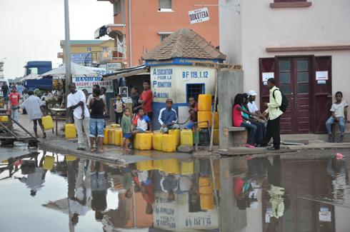 Eau : Coupure de l'eau à cause d'une panne des machines de la Jirama