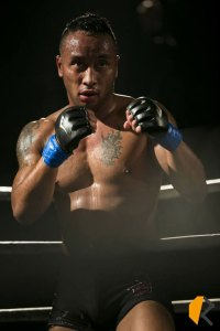Lova Randrianasolo, un look à la Vin Diesel, est vice-champion d'Europe de jiu-jitsu brésilien.