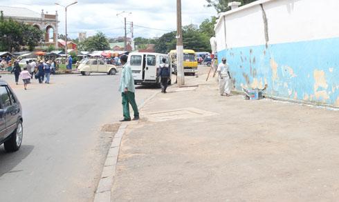 Mahamasina : Bouclé et interdit à la circulation ce jour