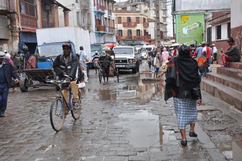 Météo : Pas de danger de crue à Antananarivo