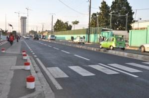 « Tous les cinquantaines de membres de l'ARRHP devront participer aux travaux d'aménagement de la route car ceux-ci ont été faits dans l'intérêt général de tous », a-t-on confié.