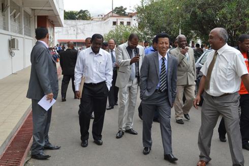 Clash à l'Assemblée nationale : La PMP réclame la dissolution du Bureau permanent