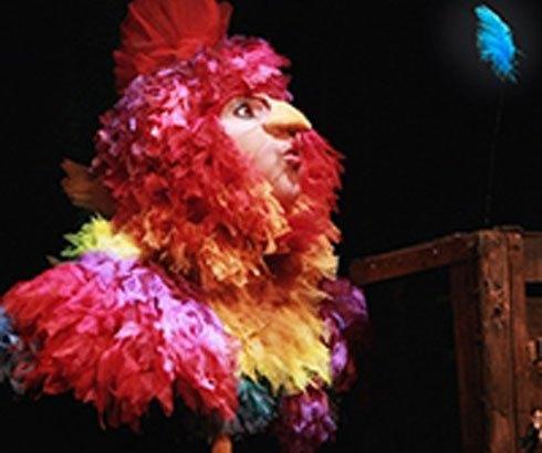 Cie Théâtre Enfance : A la découverte du monde de la basse-cour à l'IFM
